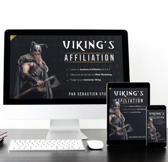 Formation Marketing affiliation : VIKINGS_AFFILIATION