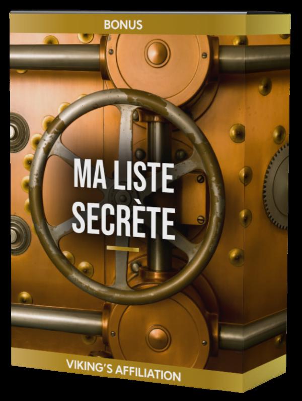 ma liste secrete